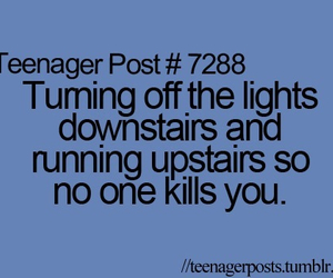 teenager post image