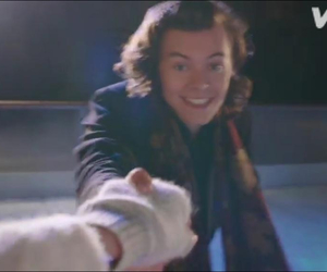 Harry Styles and night changes image