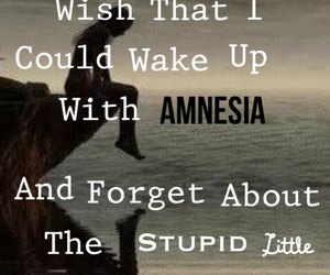 forget, amnesia, and 5sos image