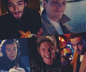 one direction and night changes video image
