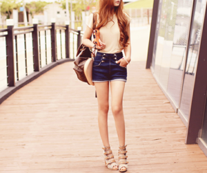 girl, fashion, and clothes image