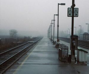 grunge and rain image