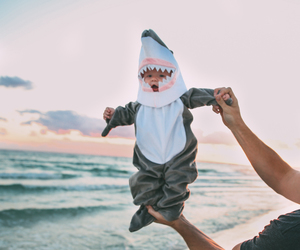 amazing, baby, and beach image