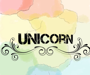 beautiful, colors, and unicorn image