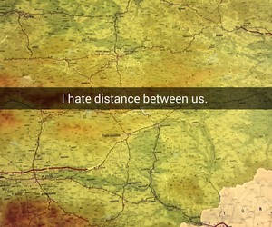 big, distance, and forever image