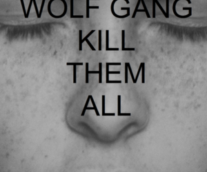 kill, tyler, and wolf gang image