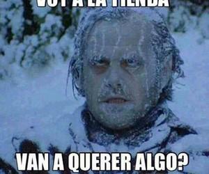 cold, frio, and gracioso image