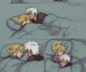 cuddle, soul eater, and cute image