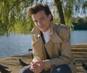 one direction, louis tomlinson, and night changes image