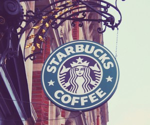 london and starbucks coffee image