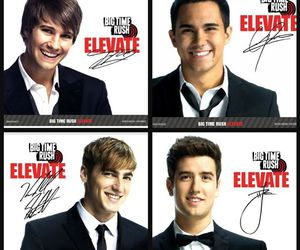 kendall schmidt, big time rush, and james maslow image