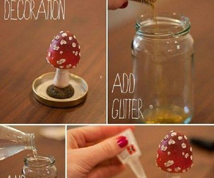 diy, glitter, and do it yourself image
