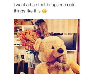 bae, boyfriend, and roses image
