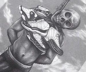 art, jermaine cole, and cole world image