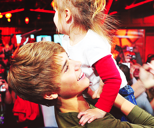 i heart it and baby; justin bieber; cute image