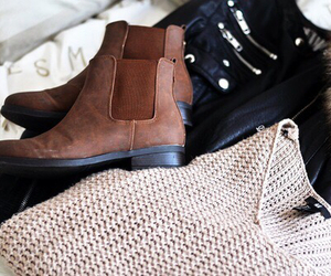boots, winter clothes, and fashion image