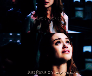 quotes, sad, and teen wolf image