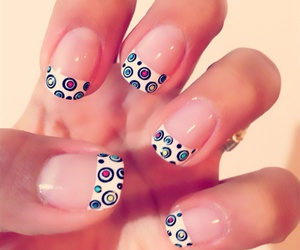 nails, cute, and love image