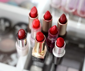lipstick and makeup image