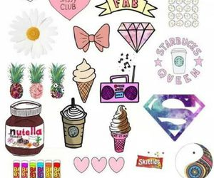 nutella, wallpaper, and tumblr image