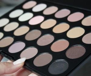 makeup, make up, and eyeshadow image