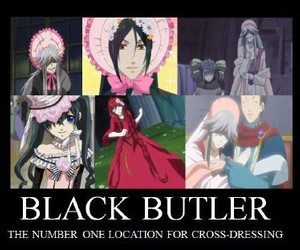 black butler and anime funny picture image