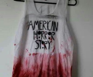 american horror story, ahs, and blood image