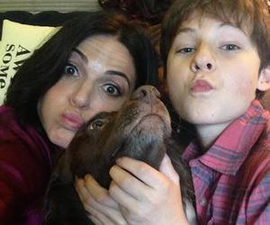 once upon a time, lana parrilla, and jared gilmore image