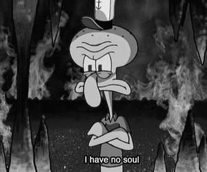 spongebob, soul, and squidward image