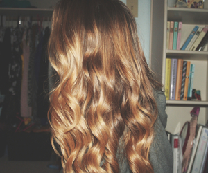 beauty, blonde, and curls image