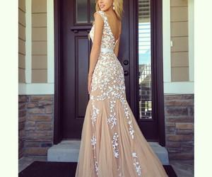dress, beautiful, and perfect image