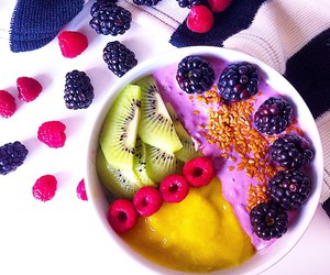 food, fruit, and yummy image