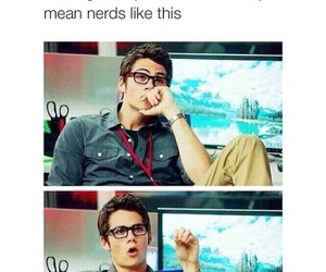 boys, Hot, and cute nerds image
