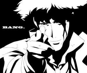 Cowboy Bebop, anime, and spike image