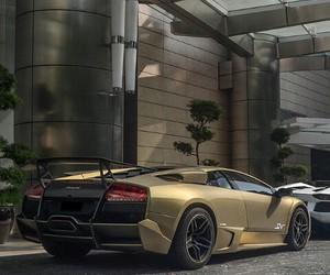 cars, murcielago, and Lamborghini image
