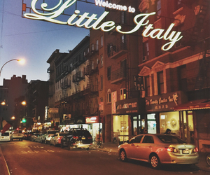 city, city life, and italian image