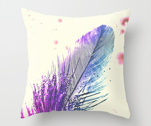 art, feather, and gift ideas image