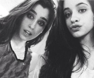 camren, lauren jauregui, and fifth harmony image
