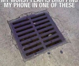 phone and fear image