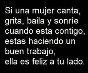 love, frases, and woman image