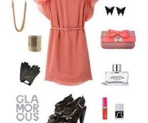dress, fashion, and girly image