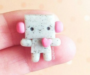 danbo, fimo, and cute image