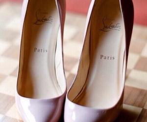 shoes, heels, and paris image