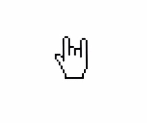 cool, credit, and cursor image