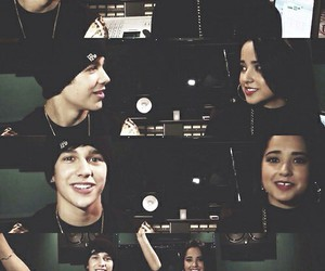 becky g and austin mahone image