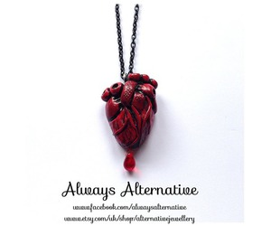 alternative, anatomical, and heart image