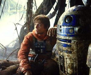 star wars and r2d2 image