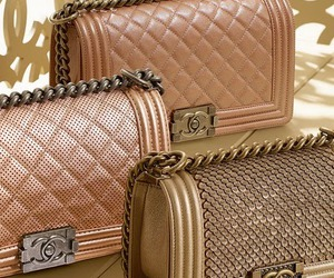 chanel, girly, and handbags image