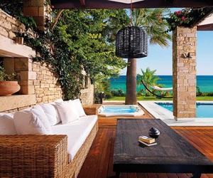 amazing, luxury, and pool image
