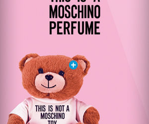 Moschino, perfume, and toy image